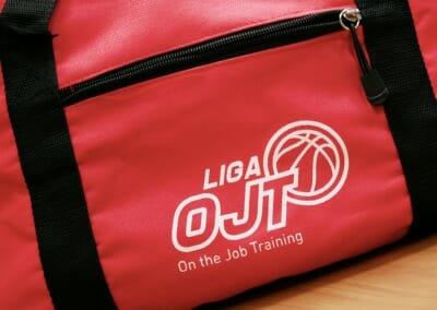 Bolsa de entrenamiento