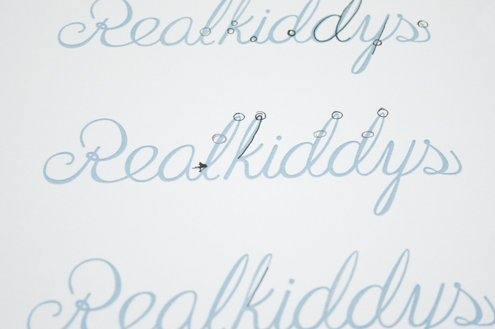 trabajo del logo
